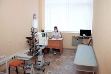 Oculist AVICENNA MED Kiev