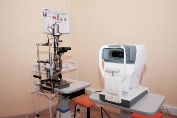 Children's ophthalmologist in Kiev